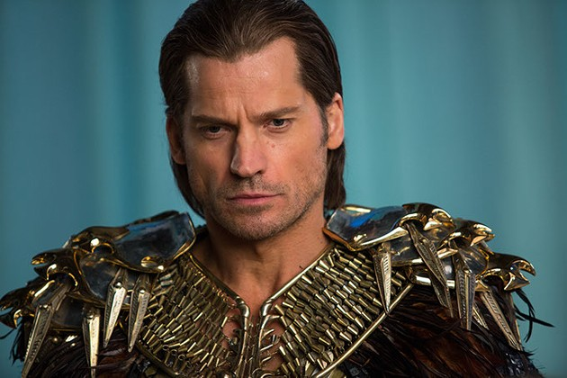 Nikolaj Coster-Waldau stars as 'Horus' in GODS OF EGYPT. Photo Credit: Lisa Tomasetti / Lionsgate / Provided - LISA TOMASETTI