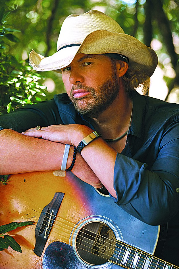 Toby Keith - Photo provided