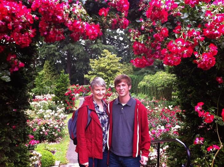 John and Elizabeth Tankard
