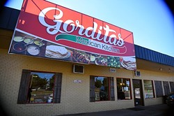Gorditas Mexican Kitchen, 3264 SW 44th Street, not far east of I-44 in Southwest OKC, 11-2-15. - MARK HANCOCK