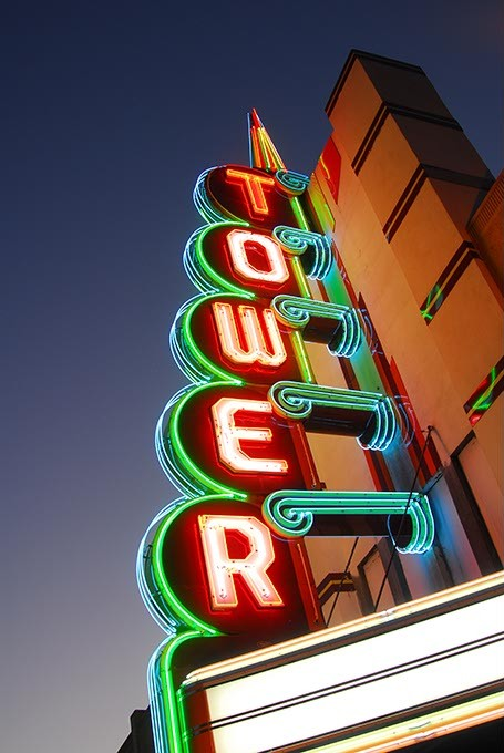A church's plans will not affect plans for the Tower Theater, says the church's pastor. - MARK HANCOCK