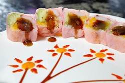 Fantastic Roll at Inaki Sushi & Bar in Oklahoma City, Wednesday, May 13, 2015. - GARETT FISBECK