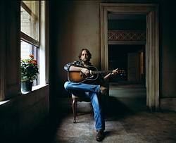 Hayes Carll will play Sooner Theatre Friday night. - PROVIDED