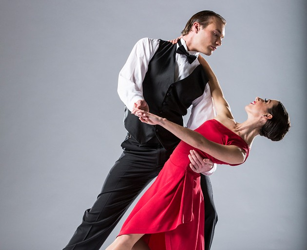 Oklahoma City Ballet will perform Nine Sinatra Songs April 17-19. - PROVIDED