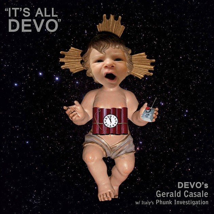 Record Store Day 2016 offers Devo founding member Gerald Casale's It's All Devo. (Provided)