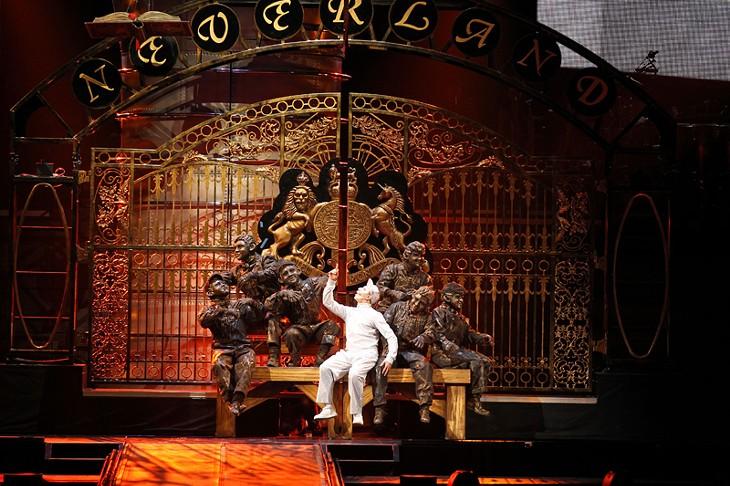 Michael Jackson Immortal World Tour (OSA Images)