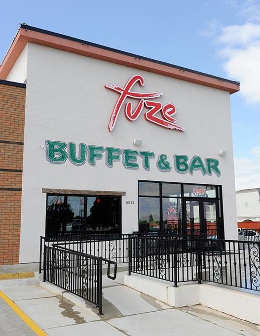 Fuze Buffet & Bar in Oklahoma City, Thursday, May 21, 2015. - GARETT FISBECK