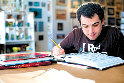 Life, Animated chronicles Owen Suskind's journey to a place of communication and understanding. (deadCenter Film Festival / provided)
