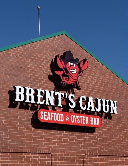 Brent's Cajun Seafood and Oyster Bar in Edmond, Thursday, Oct. 20, 2016. - GARETT FISBECK