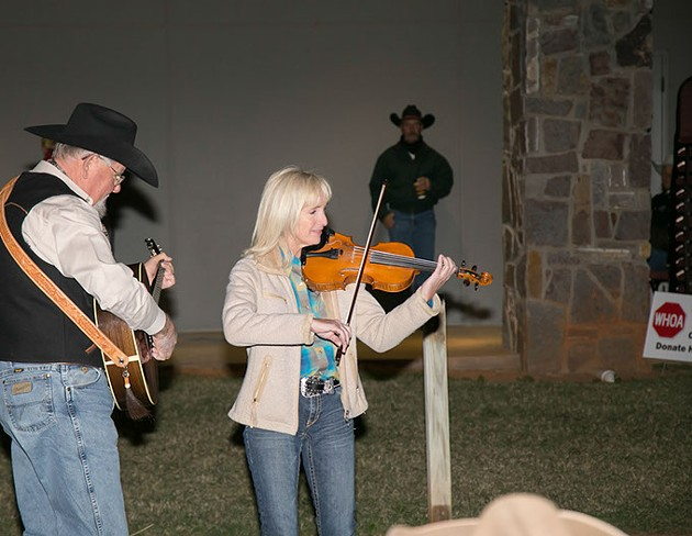 Campfires, Cattle & Cowboys Gathering in Duncan features poets and musicians. | Photo Chisholm Trail Heritage Center / provided