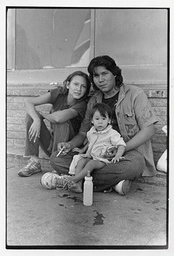 Richard Ray Whitman also photographed families. | Photo provided