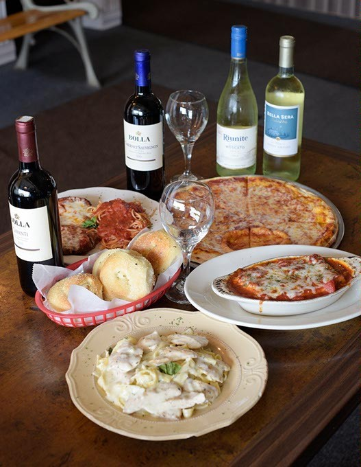 Roma's Italian Restaurant in Guthrie, Tuesday, May 9, 2017. - GARETT FISBECK