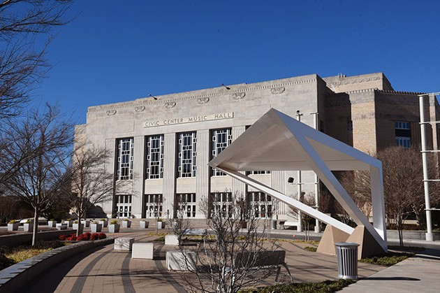 Under Proposition 7, city leaders propose spending $20.18 million for renovations to Civic Center Music Hall.   Photo Gazette / file