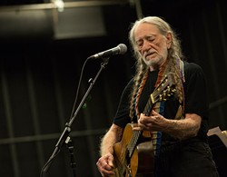 Willie Nelson (James Minchin / provided)