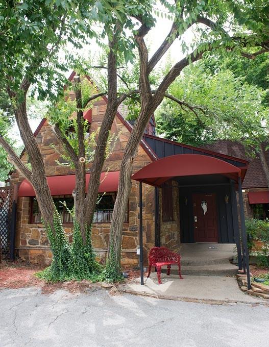 J. Bruner's at The Haunted House in Oklahoma City, Monday, July 11, 2016. - GARETT FISBECK