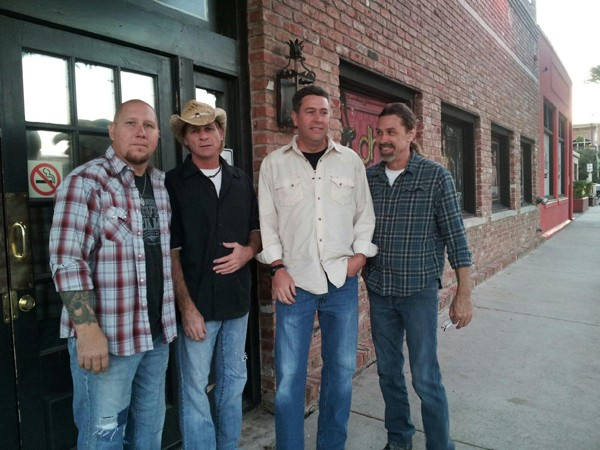Muscadine Jelly performs at Boots & Bourbon Sept. 15. (Provided)