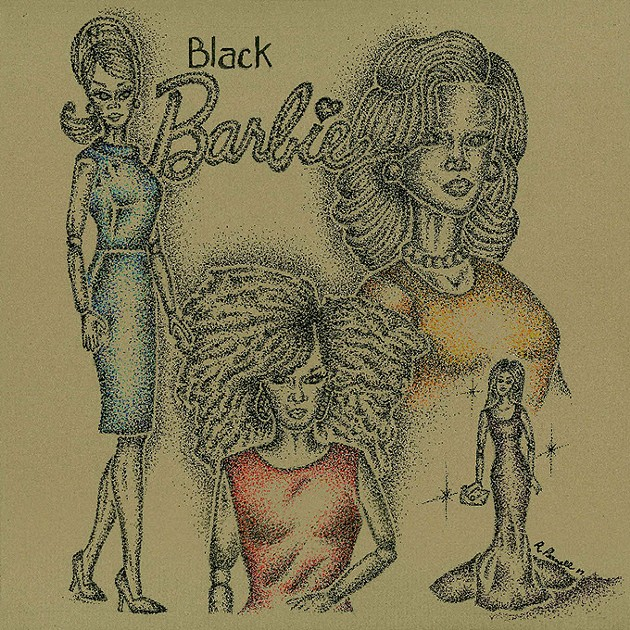 """""""Black Barbie"""" by Ronna Pernell (provided)"""