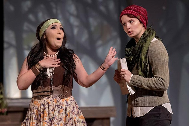Theater students in UCO's College of Fine Arts and Design will present several shows this season. (University of Central Oklahoma / provided)