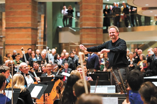 Jeffrey Grogan joins Oklahoma City University Symphony Orchestra and Oklahoma Youth Orchestras as conductor and artistic director (Provided)