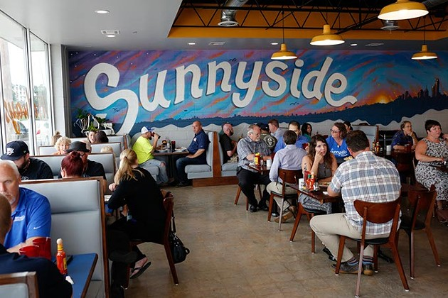 Sunnyside Diner in Oklahoma City, Monday, June 13, 2016. - GARETT FISBECK