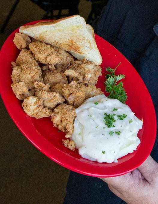 Chicken Fried Steak at Good Gravy Diner. sc