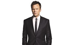 Joel McHale performs Jan. 28 at Riverwind Casino.   Photo provided