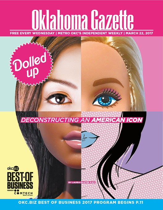 (Cover design: Anna Shilling / Oklahoma Gazette)