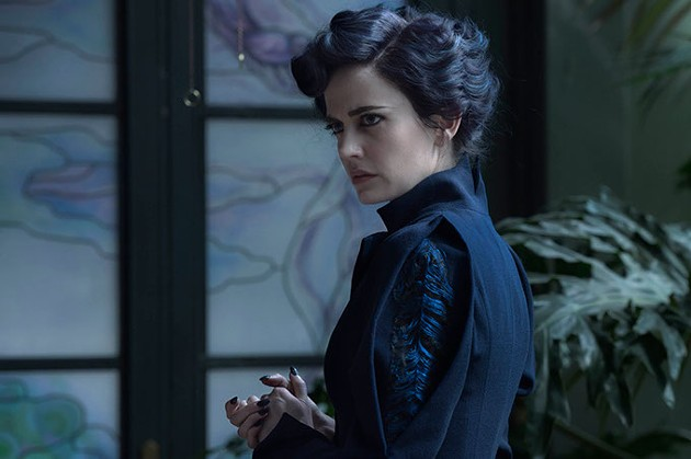 DF-04244 - Eva Green portrays Miss Peregrine, who oversees a magical place that is threatened by powerful enemies. Photo Credit: Jay Maidment. /  Twentieth Century Fox - PHOTO CREDIT: JAY MAIDMENT