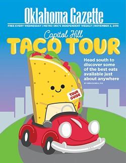 (Cover by Erin DeMoss / Oklahoma Gazette)