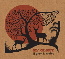 JJ Grey & Mofro's 2015 release Ol' Glory (provided)
