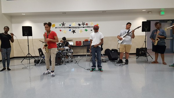The new community arts center will be home to an after-school program and summer arts program. (Bring Back the Music / provided)