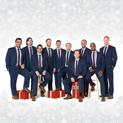 Straight No Chaser   Photo Nick DuPlessis / provided