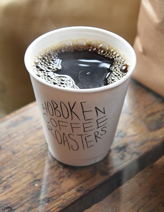 Coffee is what they do at the Hoboken Coffee Roasters in Guthrie.  mh