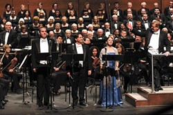 Israel in Egypt features over 200 singers and the Oklahoma City Philharmonic. | Photo Michael Anderson Performing Arts Photography / provided - MICHAEL ANDERSON