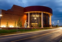 Les Liaisons Dangereuses will be broadcast live from London to OCCC's Visual and Performing Arts Center Theater Jan. 15. | Photo Oklahoma City Community College provided