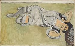 Henri Matisse (French, 1869–1954). Lorette à la tasse de café, 1917. Oil on canvas. Collection Centre Pompidou, Paris. MNAM-CCI. Gift, 2001. AM 2001-214. © 2016 Succession H. Matisse/Artists Rights Society (ARS), NY. Photograph © Centre Pompidou, MNAM-CCI/Phillippe Migeat/Dist. RMN-GP