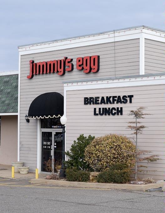 Jimmy's Egg, Thursday, Feb. 2, 2017. - GARETT FISBECK