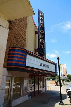 The Oklahoma Opry theater, on Commerce (S.W. 25ths Street), in the heart of the Historic Capitol Hill district, 7-13-16. - MARK HANCOCK