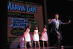 """Motown the Musical - CLIFTON OLIVER (Berry Gordy) - Clifton Oliver is honored to be a part of the Motown family. Broadway: The Lion King (Simba), In The Heights (Benny opposite Jordin Sparks), Wicked (Fiyero). Nat'l Tours: The Lion King (Simba), Rent (Benny & Collins), Ragtime (Ensemble). Regional: Pal Joey (Arkansas Rep.), Kinky Boots (Lola's standby for Bill Porter), West Coast Tour of The Scottsboro Boys (Charlie/Victoria), Smokey Joe's Cafe (Victor), Godspell (Judas) MUNY. Television: """"Law and - READ MORE ? - ALLISON SEMES (Diana Ross) - Chicago native. B.M. Opera at UIUC, M.M. from NYU-Steinhardt.  Broadway credits: Motown the Musical, Florence Ballard & The Book of Mormon, Nabalungi U/S, Swing. Other credits include: The Color Purple National Tour, Dreamgirls, Bubbling Brown Sugar, The Wiz, Candide. I want to thank you Bethany and everyone at Telsey, Renee, my CCC/ KACC/ GIAME families, Momma & Poppa Bear, Emile, QVD, and my friends for the unconditional love and support! - READ MORE ? - NICHOLAS CHRISTOPHER (Smokey Robinson) - Born in Bermuda and raised in Boston, MA. Studied at both The Boston Conservatory and The Juilliard  School. 1st National Tour: In The Heights. Off-Broadway: Rent, Hurt Village. Thank you family, friends and SMS for your lurve and support. - JARRAN MUSE (Marvin Gaye) - A native Jersey boy couldn't be happier living his dream.  God is good yall. Broadway/NYC: Motown The Musical, Irving Berlin's White Christmas, Dreamgirls; International Tours: American Idiot, Dreamgirls, Hairspray, 42nd Street. Regional Theater: Marriott Lincolnshire, Portland Center Stage (Will Parker in Oklahoma!), Goodspeed, Fulton Opera Houses, Pittsburgh CLO.  Thank you to Mr. GORDY, Charles, and Telsey for this new opportunity to bring Marvin to stage - READ MORE ? - ERICK BUCKLEY (Ensemble) - Broadway/National Tours: Valjean in Les Miserables, Uncle Fester in The Addams Family, Dave in The Full Monty, Piangi in The Phantom of the Opera, Gangster #1 Kiss Me, Kate, """