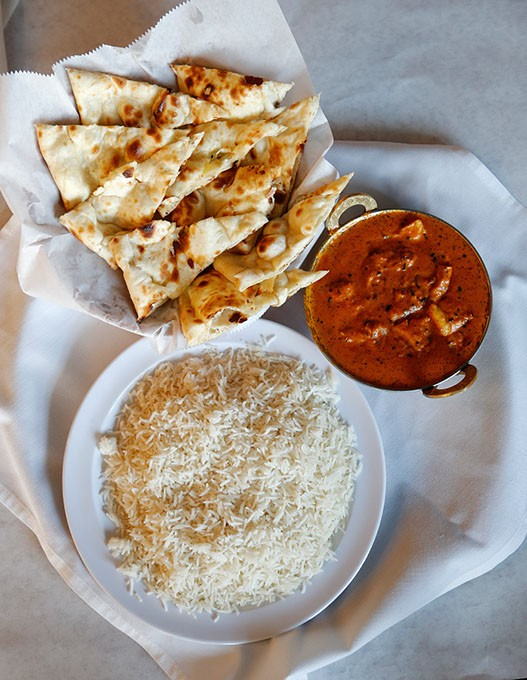 Fish madras at Mt. Everest Cuisines in Edmond, Thursday, April 30, 2015. - GARETT FISBECK