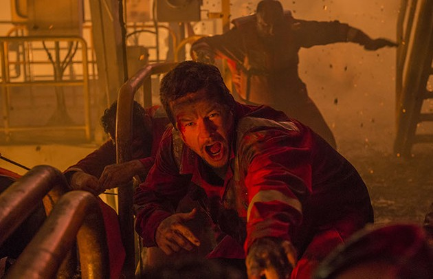 Photo credit David Lee - No Merchandising. Editorial Use Only. No Book Cover Usage - Mandatory Credit: Photo by Lions Gate Entertainment/Mov/REX/Shutterstock (5659900b) - Mark Wahlberg - Deepwater Horizon' film - 2016 - MOV/REX/SHUTTERSTOCK