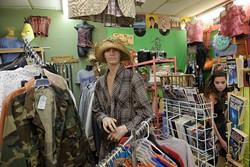 Bad Granny's Bazaar, Wednesday, Aug. 9, 2017.  (Garett Fisbeck)