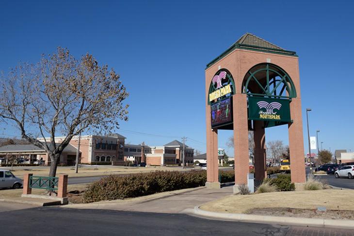Northpark Mall and Quail Creek Bank, Tuesday, Dec. 20, 2016. - GARETT FISBECK