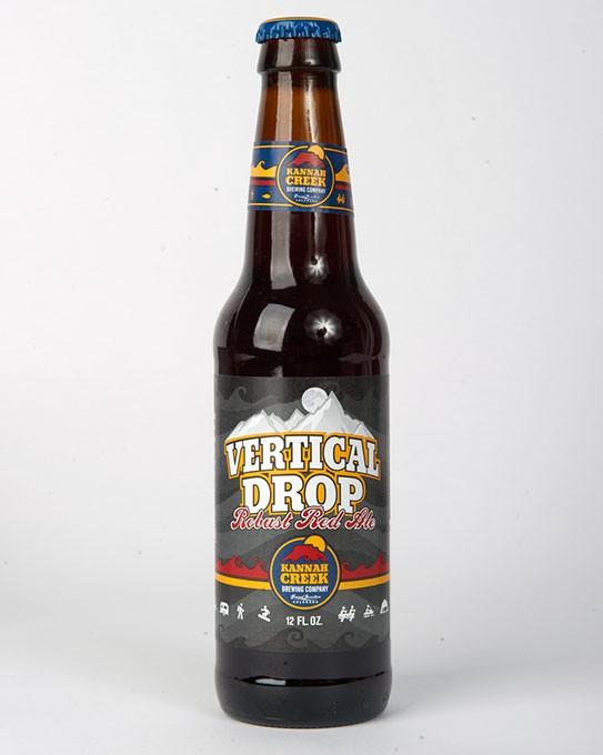 Kannah Creek Brewing Company Vertical Drop Robust Red Ale for Gazette Fall Brew Review 2016. - GARETT FISBECK