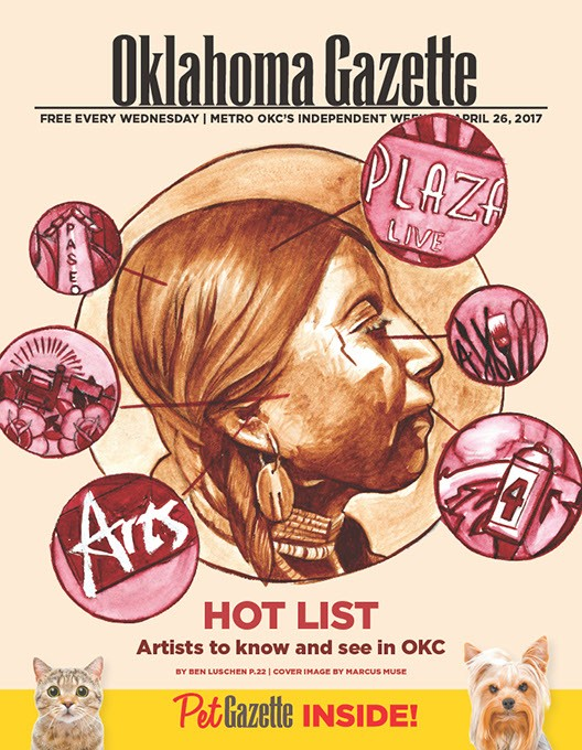 (Image by Marcus Muse / for Oklahoma Gazette)
