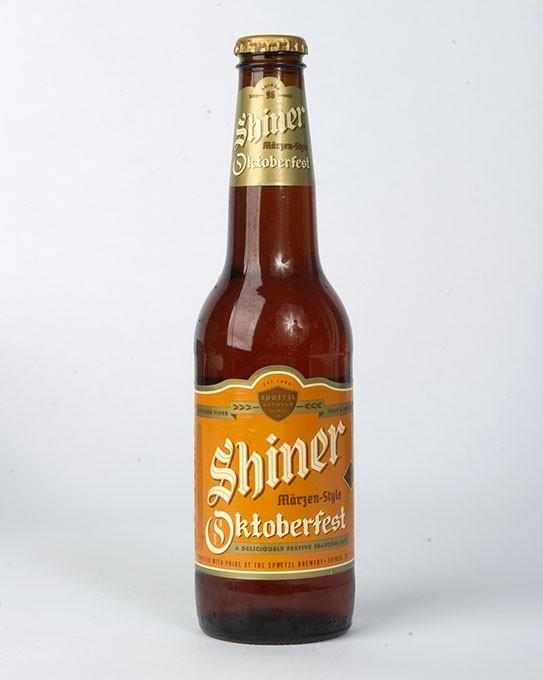 Shiner Oktoberfest for Gazette Fall Brew Review 2016. - GARETT FISBECK