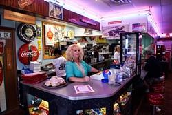 Sherri's Diner in Oklahoma City, Monday, May 2, 2016. - GARETT FISBECK