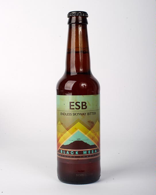 Black Mesa ESB Endless Skyway Bitter for Gazette Fall Brew Review 2016. - GARETT FISBECK