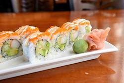 Baja California at The Sushi Bar in Oklahoma City, Tuesday, July 19, 2016. - GARETT FISBECK