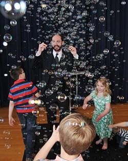Matthew Troy will conduct Sunday's Machines, Motors and Music.   Photo Oklahoma City Philharmonic / provided